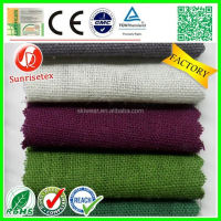 Durable washable wholesale hemp fabric factory