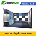 Aluminum exhibition booth trade show booth customized exhibition booth design
