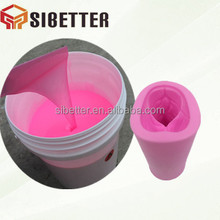 Platinum Cure silicone Liquid Material for Penis Mold Making