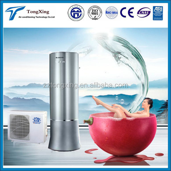 GREE brand VRF system household all in one air conditioner and hot water