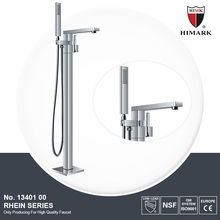 Sanitary fitting outdoor floor shower stand