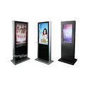Stand Alone 55inch Advertising Display Kiosk