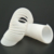 Round Rubber Seal Pad PTFE White Backup Washer for Trucks