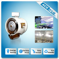Industrial Humidifier Hanging Type Centrifugal Mist Fan