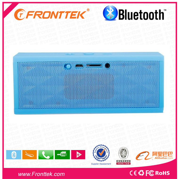 high quality portable mini hifi audio sound system with 3.5mm jack wireless transmitter