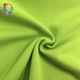 100% Polyester Breathable Knitted Bird Eye Mesh Fabric for Sportswear