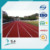 running track epdm rubber granules/standard 400meters athletic track rubber materials/pu binder