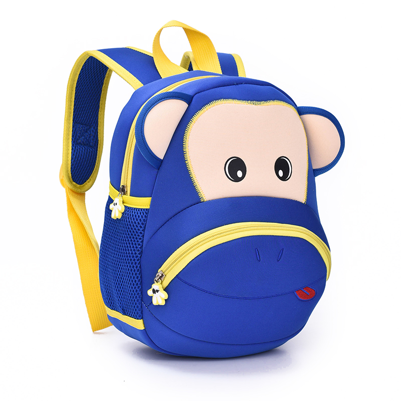 Cheap Lovely Cartoon Orang Kids <strong>Backpack</strong> School Bag <strong>Backpack</strong>