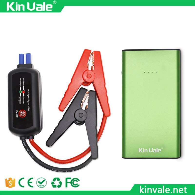 Newest Multi-function Portable Jump Car Starter 12v Mini Battery Booster Car Jump Starter For Usb Car Charger