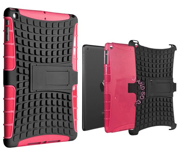 Shockproof Military Heavy Duty Hybrid Hard Case Cover for Ipad Mini 3 Cover Protector
