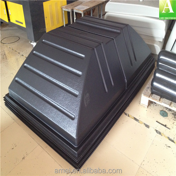 Pmma Abs Composite Vacuum Thermoforming Plastic Boat Parts