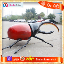 Factory Supply Animal Theme Park Simulation Large Insect Uang Model