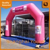 hot sale inflatable entrance arch inflatable large entrance arch