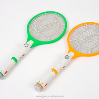 Portable Rechargeable Electric Swatter Mosquito Killer