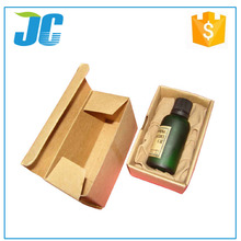 Cosmetic packaging custom olive oil bottles paper box