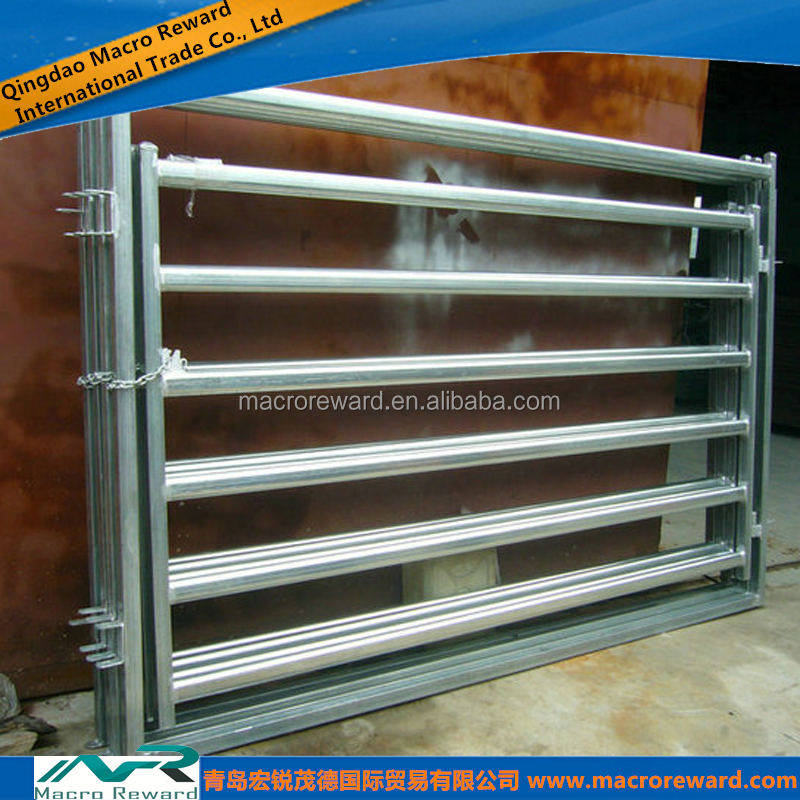 AS/NZS Q235 Steel Galvanized Cattle Panel for Livestock Fencing