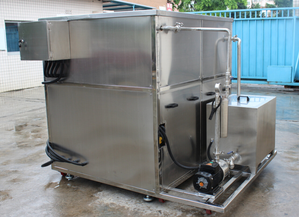 Auto-maintenance Industrial Ultrasonic Cleaning Equipment for car part washing