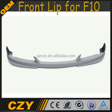 JC Style PU F10 Front Bumper Lip for BWM
