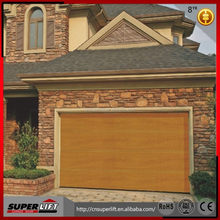 Automatic Control Garage Gates/Sectional Garage Gate Door