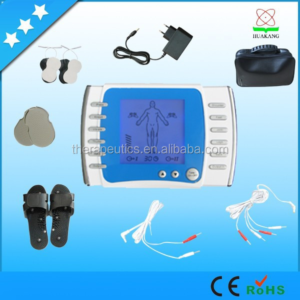 New product professional smart tense therapy electronic acupressure massager machine