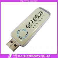 Drops glue logo USB memory stick with flash disk(JEC-049)