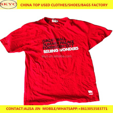 China factory sorted second hand clothes for Kenya East Africa used clothing importers