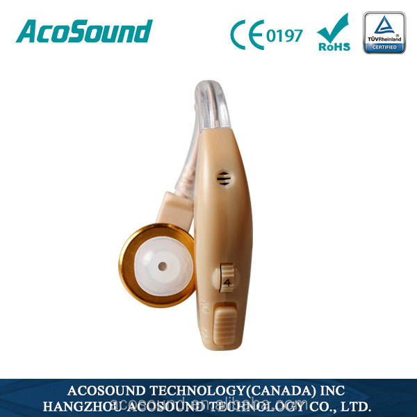 Cheap Analogue Hearing Aid Rechargeable