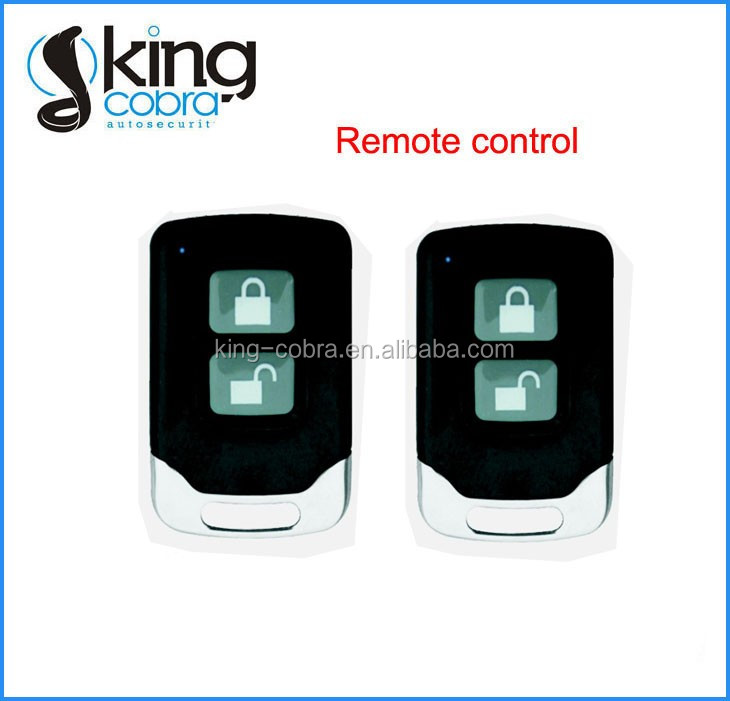 Simple Universal Auto Car Keyless Entry System
