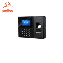 TCP/IP Biometric Terminal Time Attendance Machine/Fingerprint Access Control With Software