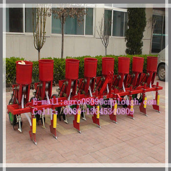 corn seed drill machine 8 rows corn planter with fertilizer