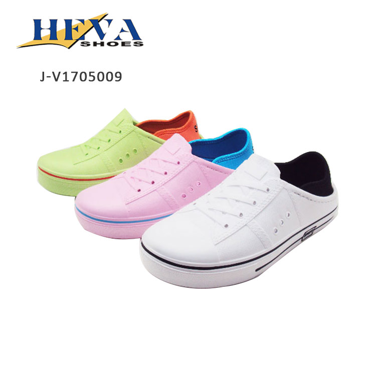 Ultra Lightweight Vivid Colors Unisex Garden Clogs Shoes For Leisure Sport Activities Anti-slip EVA Outsole