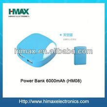 hot sale power bank dual HM-08 power bank for mobile phone