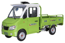four wheel gas cargo tricycle for heavy duty