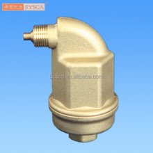 Stainless steel radiactor auto air vent valve