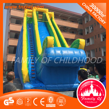 Hot sale popular inflatable water slides