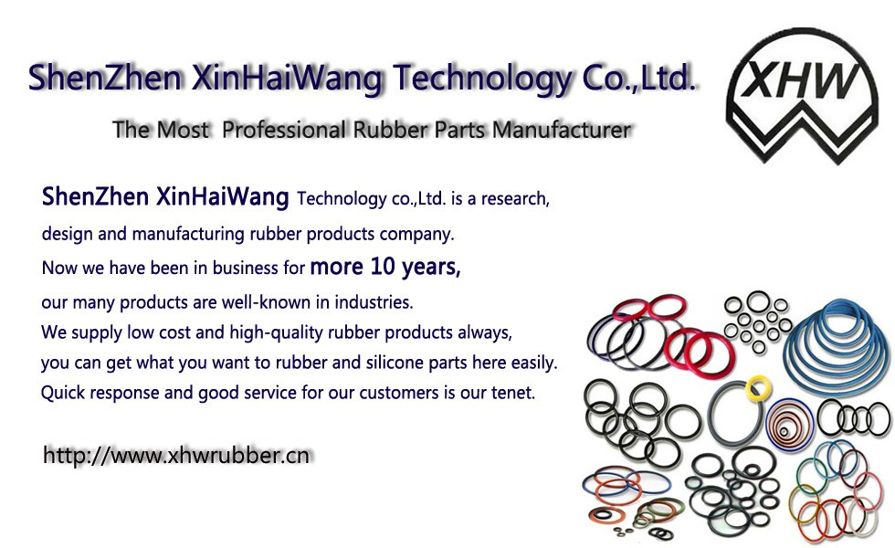 FKM material customized non-flammable long working life rubber grommets