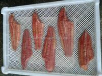 Frozen farmed catfish/pangasius fillet