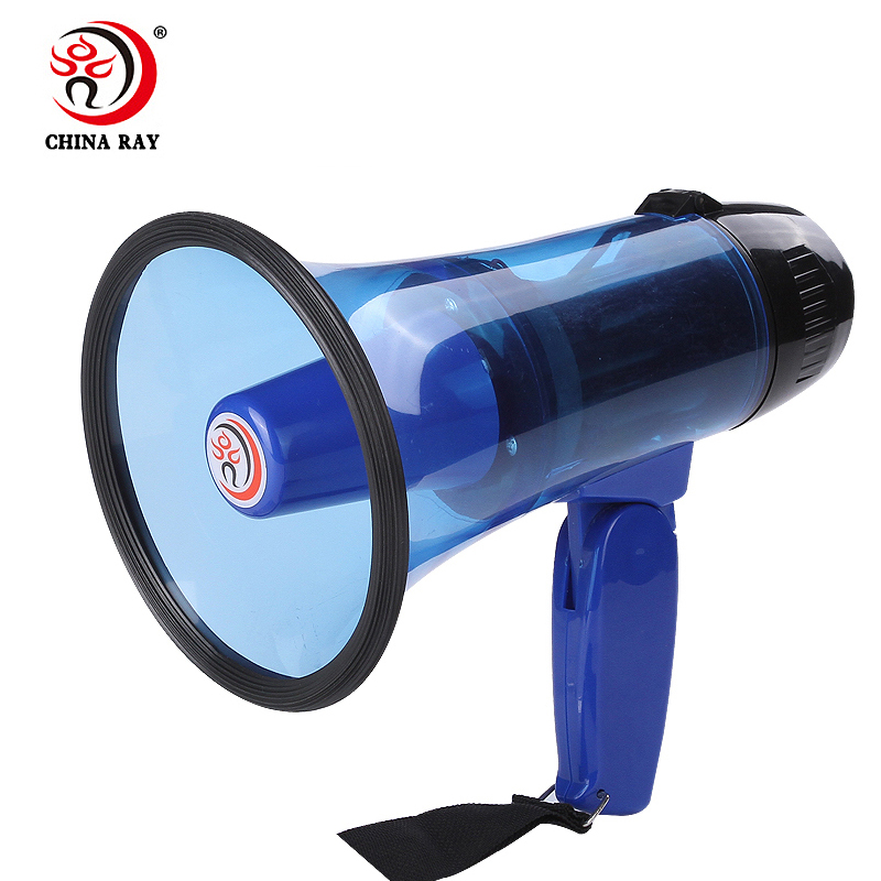 small tour guide high power handy megaphone