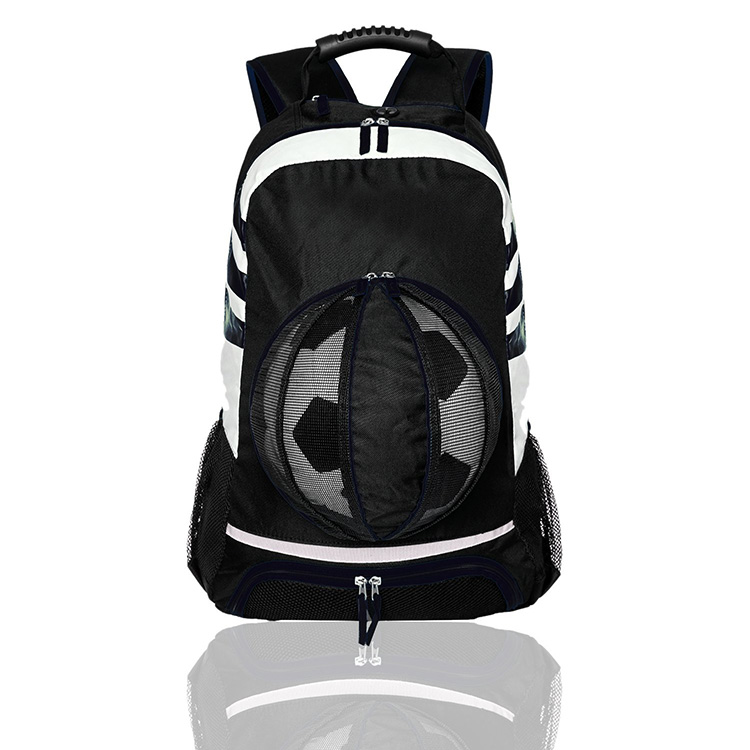 Soccer Bag With Shoe Compartment Ball Backpack For School Sports Product On Alibaba