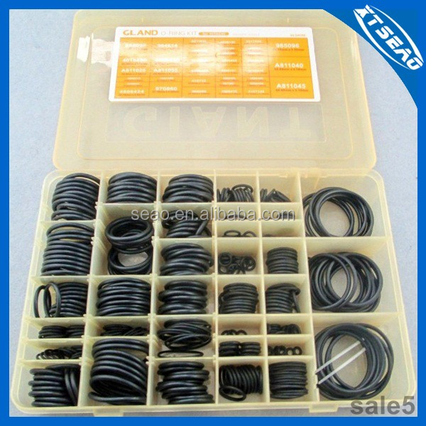 383 PCS Gland Hitachi O Ring Seal Kit Oring Box