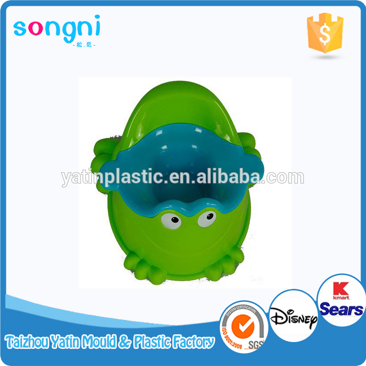 2017 New design baby potty with music for wholesale