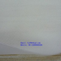 White Antibacterial 420Denier Nylon Oxford Cloth with PU Coating on Both Sides