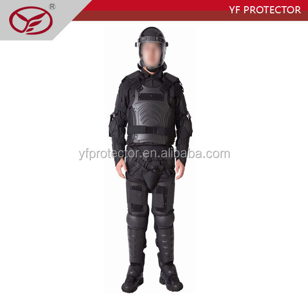 riot full body protectivegear/anti riot suit armor