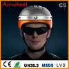 Airwheel C5 Scooter helmet with full hd 1080P built in camera can act as portable car camcorder