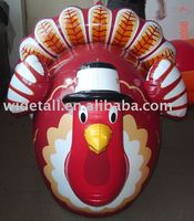 inflatable Turkey/inflatable Christmas Decoration/advertising