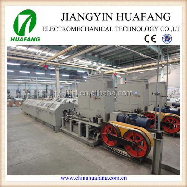 Cable strander machine price manufacturer/ cable winding machine