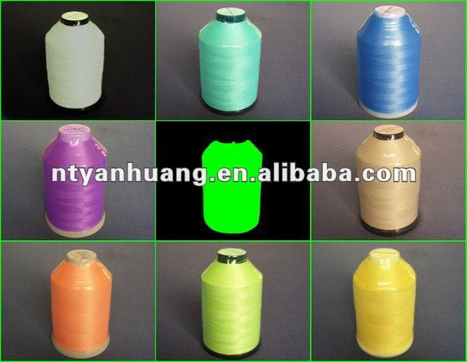 Imitation Viscose Rayon Embrodery Thread 120D/2