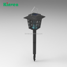 Garden solar mosquito killer lamp energy saving 4w with LED light