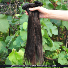 Factory Direct Sale Healthy And Gorgeous Full Cuticle Relaxed Straight Hair