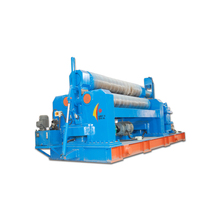 3roll hydraulic copper plate bending sheet hydraulic <strong>machine</strong>